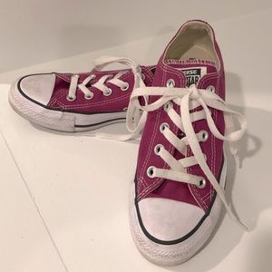 Classic Converse Chuck Taylor All Star  Low Tops